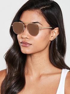 michael-kors-frame-aviator-sunglasses-gold