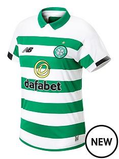 09172c93d New Balance New Balance Celtic Fc Mens 19 20 Home Short Sleeved Shirt