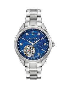 bulova-bulova-blue-crystal-set-automatic-skeleton-eye-dial-stainless-steel-bracelet-ladies-watch