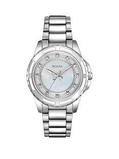 bulova-bulova-blue-mother-of-pearl-crystal-set-dial-stainless-steel-bracelet-ladies-watch