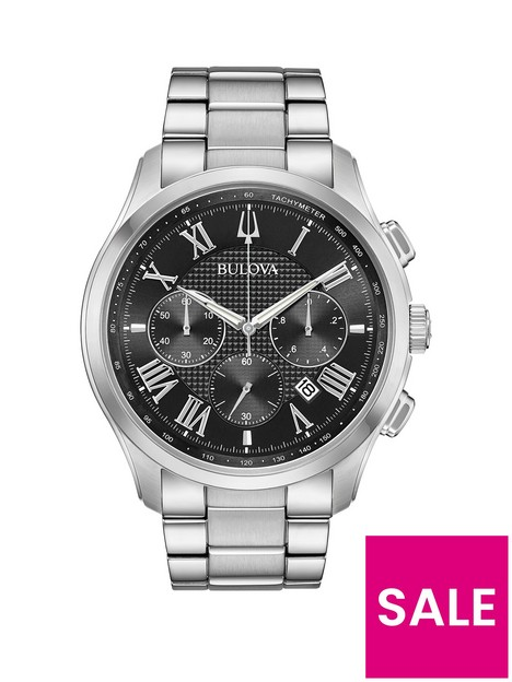 bulova-black-chronograph-dial-stainless-steel-bracelet-mens-watch