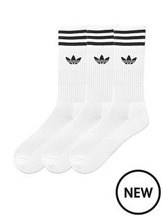 adidas-originals-solid-crew-3-pack-socks