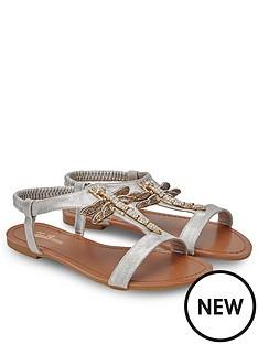 joe-browns-shimmer-dragonfly-sandals