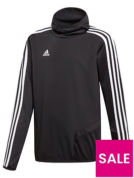 adidas-youth-tiro-3-stripe-hooded-jacket-black