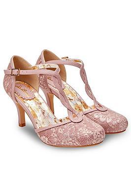 6649b8771f07 Joe Browns La Vie En Rose Shoes