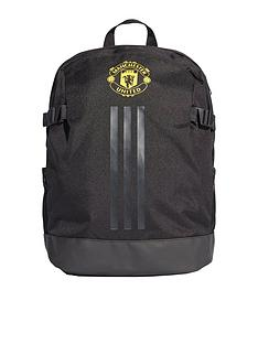 adidas-manchester-united-back-pack-blacknbsp
