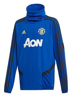 adidas-youth-manchester-united-1920-warm-up-top-blue
