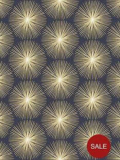 graham-brown-fire-circle-blue-wallpaper