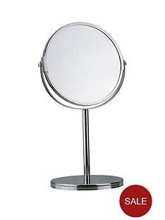 apollo-chrome-pedestal-mirror