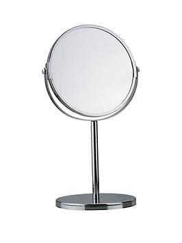 apollo-chrome-pedestal-mirror