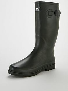 trespass-recon-x-wellington-boots-khaki
