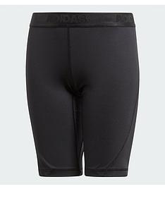adidas-junior-baselayer-shorts-black