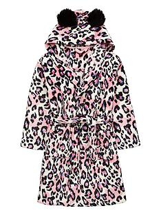 v-by-very-girls-leopard-print-dressing-gown-brown