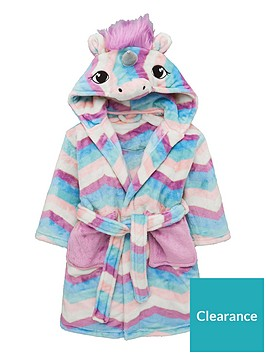 v-by-very-girls-ombre-sequin-pocket-unicorn-dressing-gown-multi