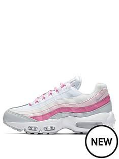 0d30306417 Nike Air Max 95 Essential - White Pink