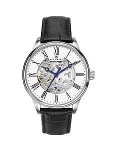 accurist-accurist-silver-skeleton-automatic-dial-black-leather-strap-mens-watch