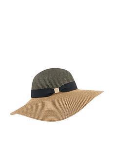 accessorize-chic-braid-floppy-hat-multi