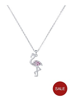ted-baker-ted-baker-silverpink-multi-flozie-ombr-flamingo-pendant