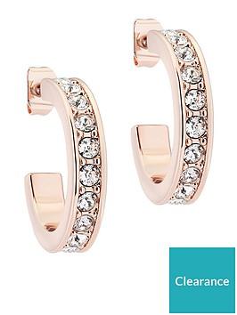 ted-baker-seannianbspcrystal-hoop-earrings--nbsprose-goldcrystalnbsp