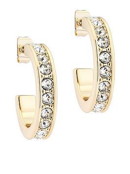 ted-baker-seannia-crystal-hoop-earrings--nbspgoldcrystalnbsp