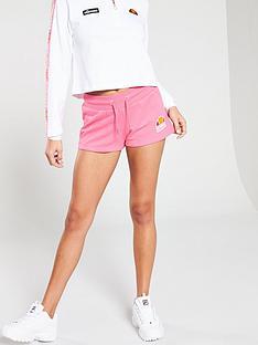 ellesse-mobo-fleece-short-pinknbsp