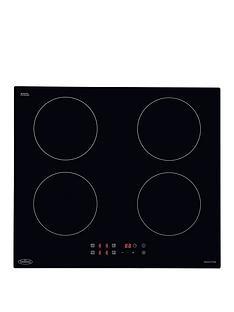 belling-bel-iht602-60cm-induction-hob-black