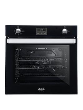 belling-bel-bi602fp-60cm-built-in-equiflow-single-electric-oven-black