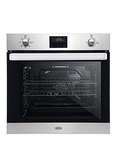 belling-bel-bi602fpct-60cm-built-in-equiflow-single-electric-oven-with-bluetooth-connectivity-stainless-steel