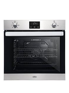 belling-bel-bi602fp-60cm-built-in-equiflow-single-electric-oven-stainless-steel