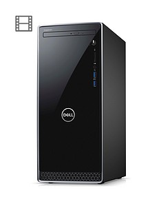 dell-inspiron-3000-series-intelreg-coretrade-i3-8100-processor-8gb-ddr4-ram-1tb-hard-drive-desktop-pc-with-optional-ms-office-365-home-black