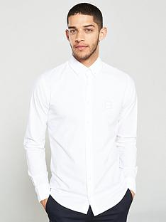 boss-mabsoot-long-sleeve-shirt-white