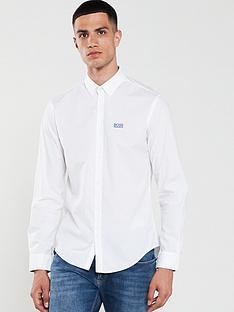 boss-biado-long-sleeved-shirt-white