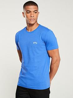boss-curved-logo-t-shirt-blue