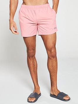 fa30bf97 BOSS Perch Swimming Shorts - Pink | littlewoodsireland.ie