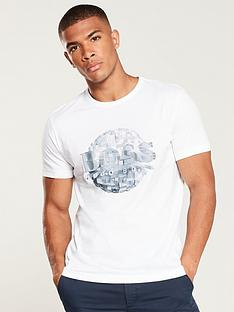 boss-graphic-print-t-shirt-white