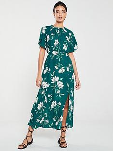 v-by-very-kimono-sleeve-midi-dress-floral-print