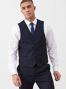 v-by-very-pv-stretch-waistcoat-navy