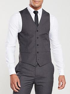 v-by-very-pv-waistcoat-charcoal