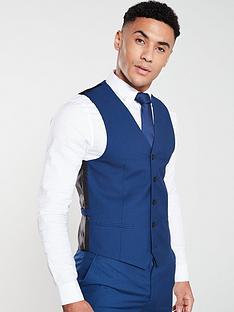 v-by-very-pv-waistcoat-blue