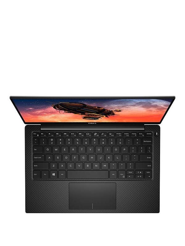 XPS 13-9380 with 13 3 inch Full HD InfinityEdge Display, Intel® Core™  i5-8265U, 8GB RAM, 256GB SSD Laptop - Aluminium Silver