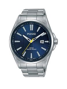 pulsar-pulsar-blue-sunray-and-yellow-detail-date-dial-stainless-steel-bracelet-mens-watch