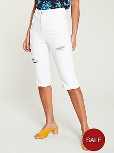 v-by-very-sydney-skinny-short-white
