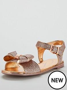 baker-by-ted-baker-girls-glitter-bow-sandal