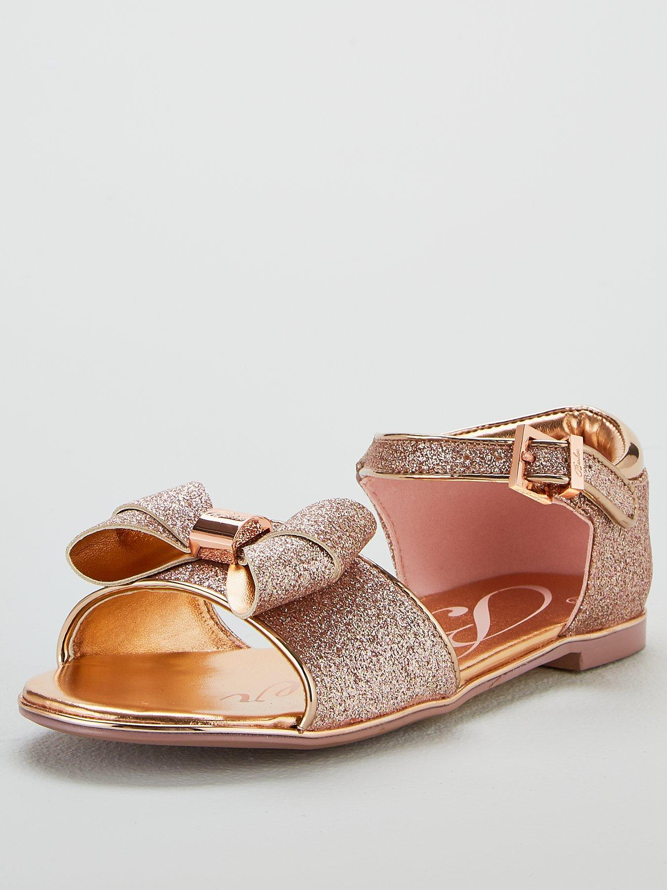 ted baker girls shoes