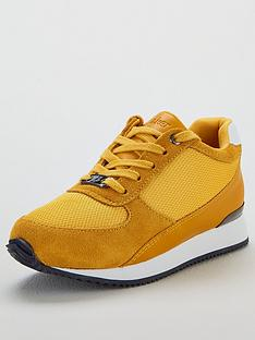 baker-by-ted-baker-runner-trainers-yellow