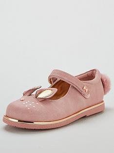 f4d4be5899d8e Baker by Ted Baker Toddler Bunny Mary Jane Shoes - Pink
