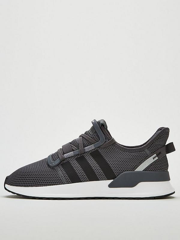 adidas U_Path Run X black white black, 40 ab 88,55 ? im