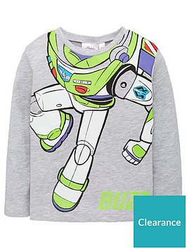 toy-story-boys-buzz-lightyear-long-sleeved-top-grey