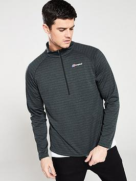 berghaus-thermal-zip-long-sleeve-tech-top-blacknbsp