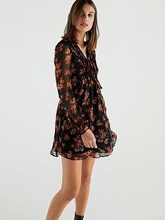 v-by-very-floral-chiffon-swing-tunic-print